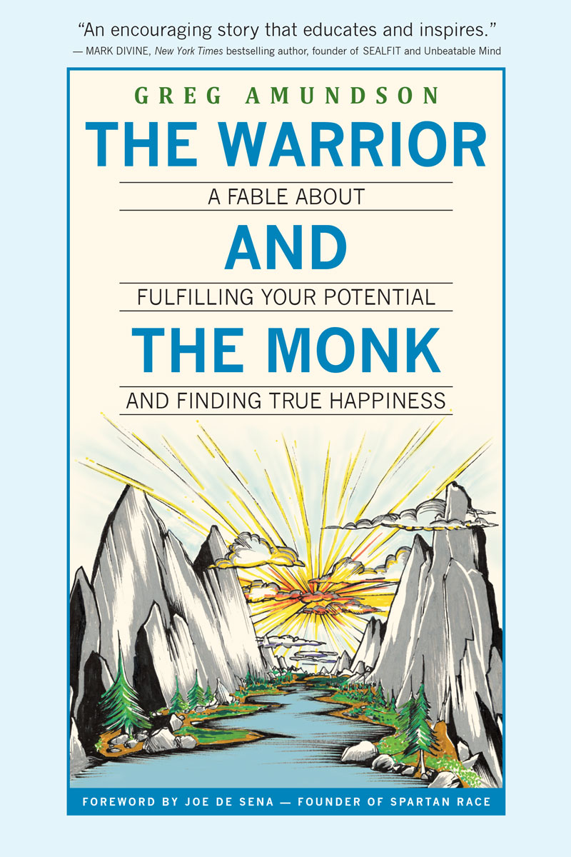 The Warrior and The Monk