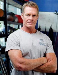 Commander Mark Divine